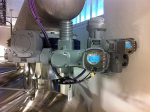 auma by automated valve control we