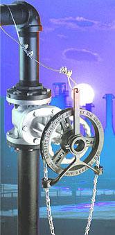 Babbitt Chain Wheel Operators