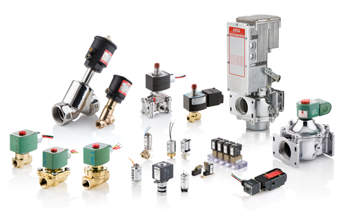 Asco Solenoids By Automated Valve Amp Control