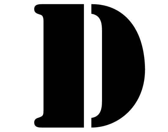 Texas Letter D